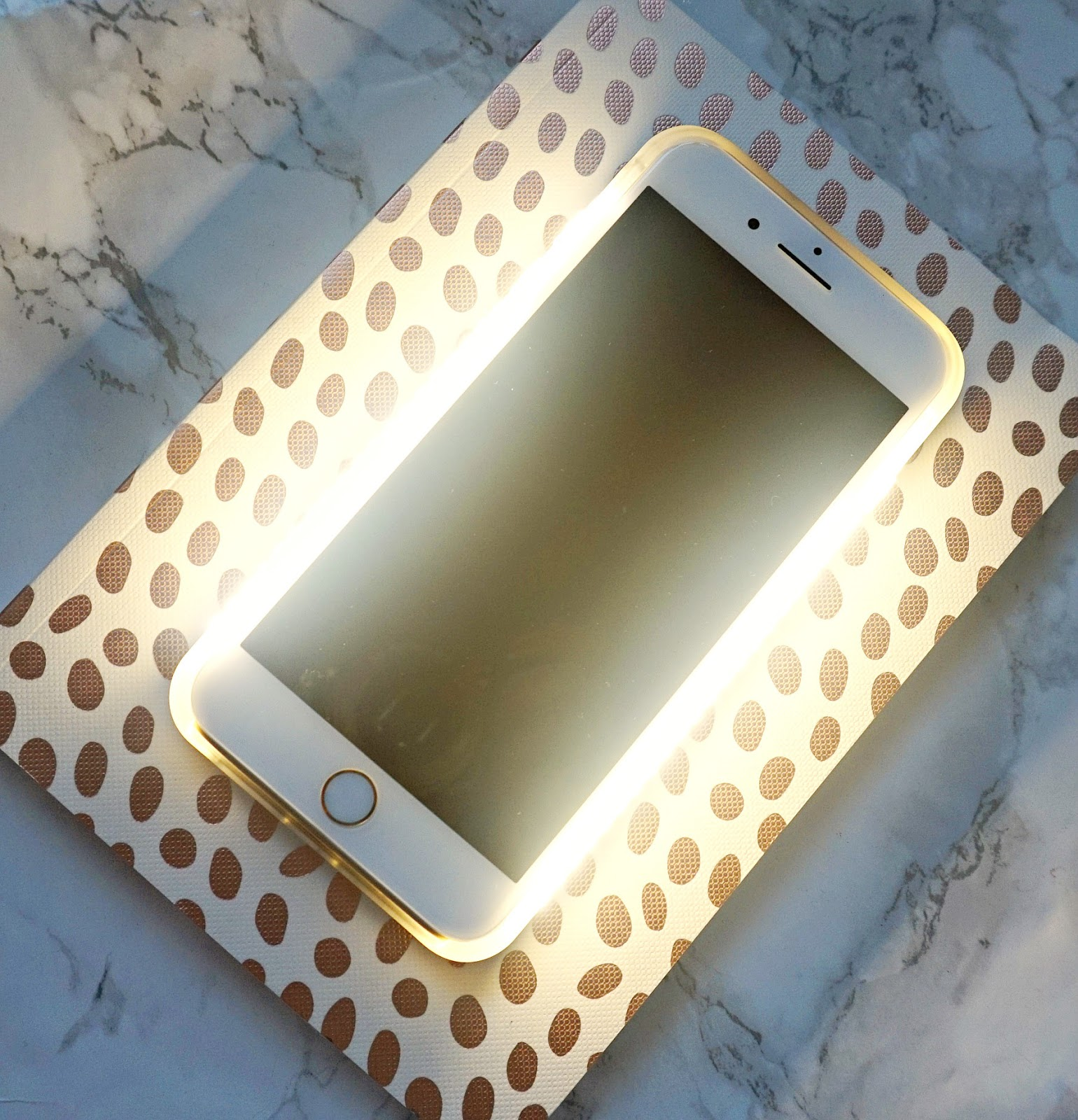 led selfie case for the iphone #litbylumee
