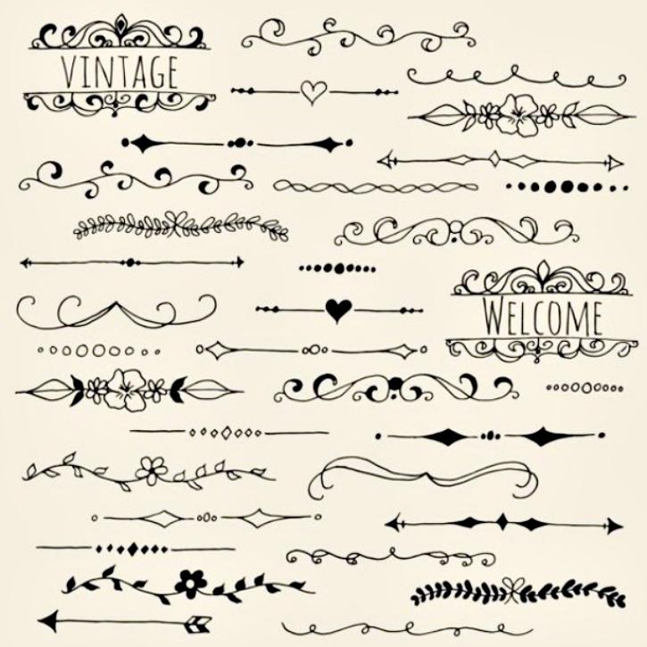 One Line Font Art : Bullet journal series iv inspo decoraci�n mi coqueta