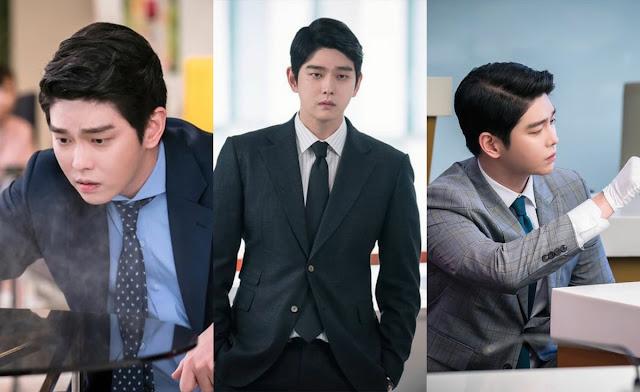 《先熱情的打掃吧》公開尹鈞相劇照 完美化身潔癖CEO