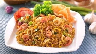 Resep Nasi Goreng sederhana yang pedas Pacitan