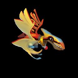 Huntress Dragon (Teen)