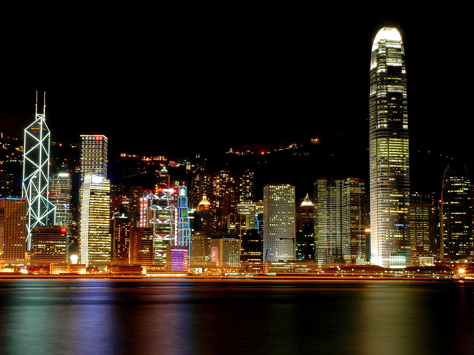 Hong Kong: Building Traveling