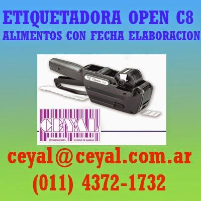 Etiquetadora Zebra Capital Federal Belgrano Av el cano Av  Alvarez Thomas Av Cabildo Av   Forest
