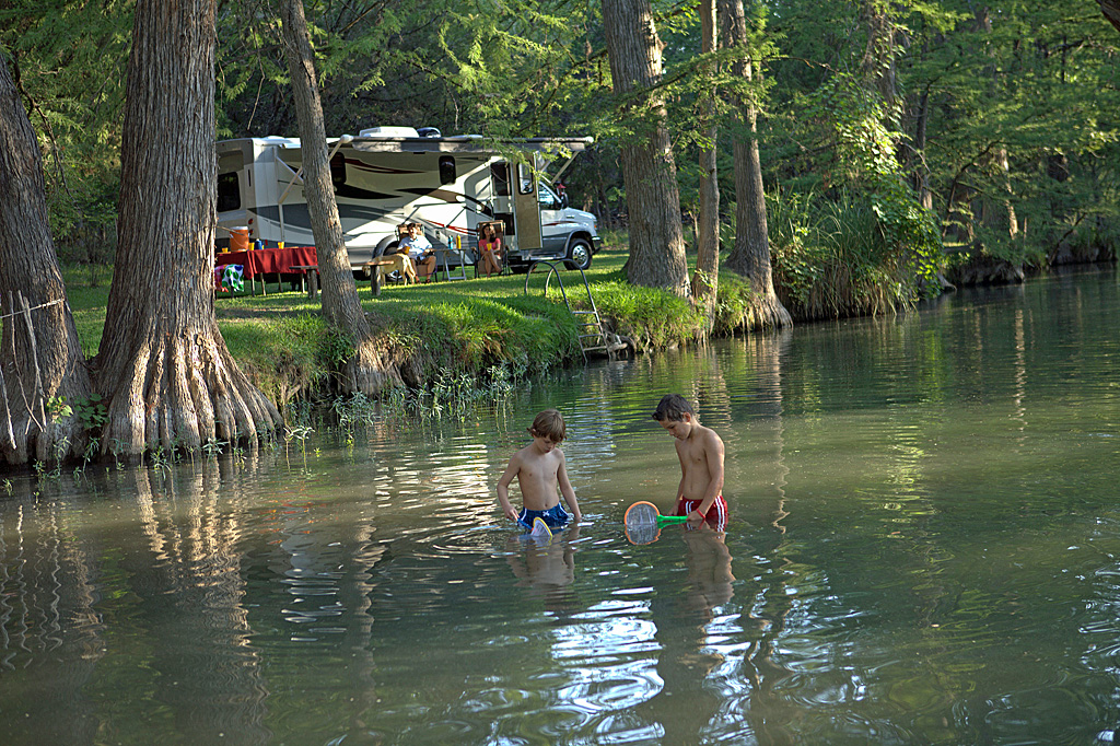 Campgrounds And Rv Resorts Celebrate National Great