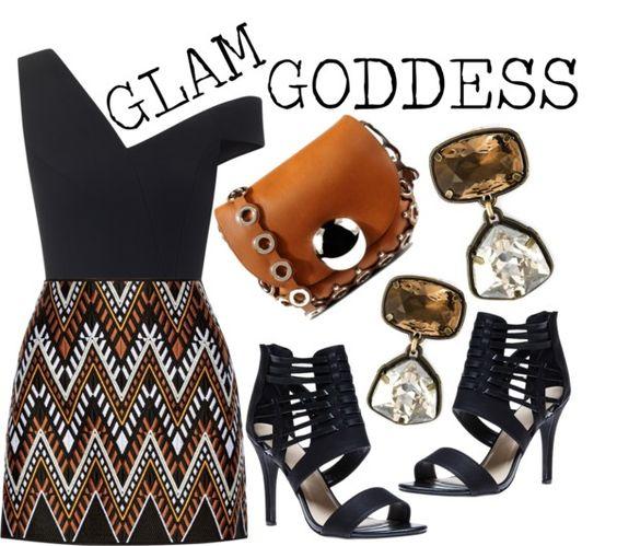 Glam Goddess www.toyastales.blogspot.com #ToyasTales