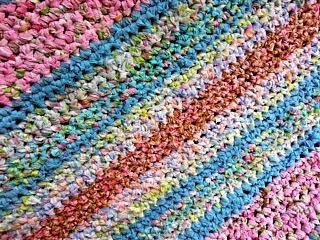 Handmade Rag Rug