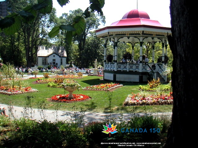 The Beautiful Halifax Public Gardens Canada150 Travel