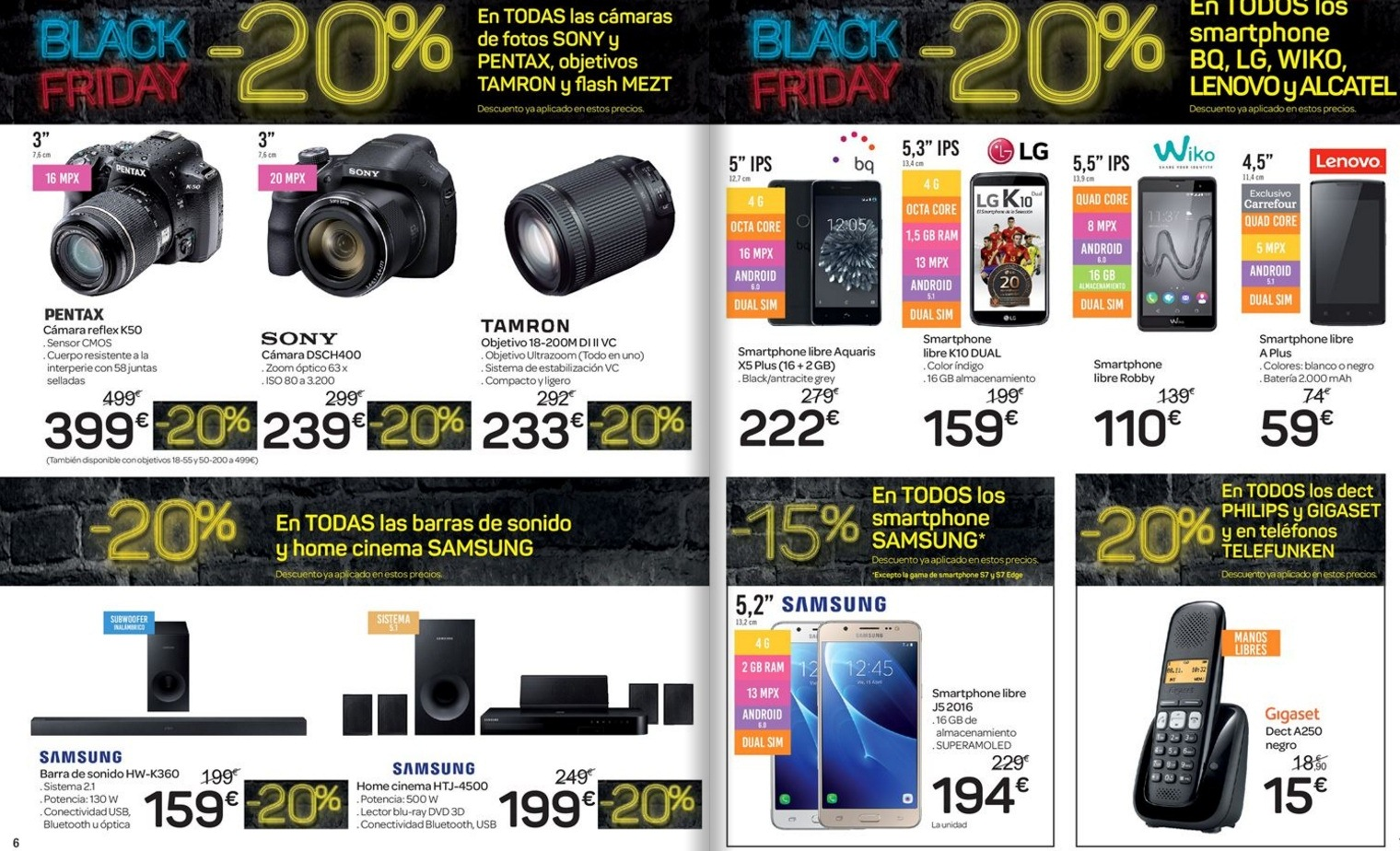 Moviles Carrefour Libres Carrefour Catalogo Carrefour Black Friday