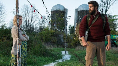 A Quiet Place, Movie Still, Emily Blunt, John Krasinski