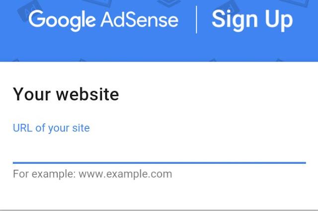 Create new AdSense account, google AdSense