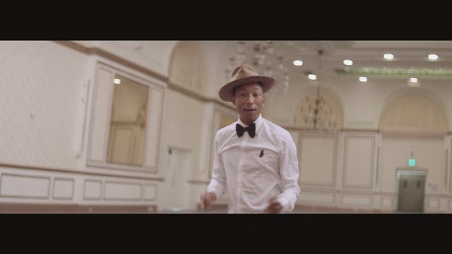 Pharrell Williams - Happy (from Despicable Me 2) - Music Video Cover