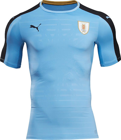 Uruguay Copa America 2016 jersey