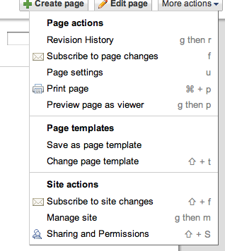 Better Control In Google Sites With Page Level Permissions Miadria