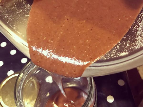La recette de pâte à tartiner maison