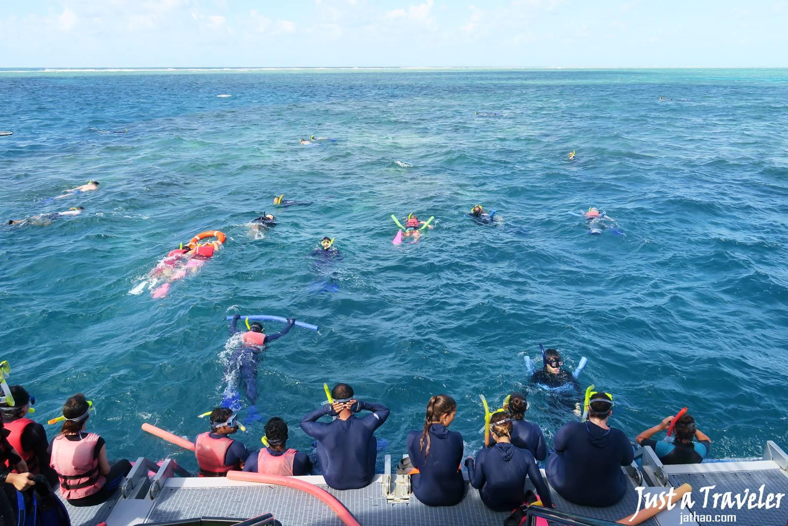 凱恩斯-大堡礁-外堡礁-推薦-公司-旅遊-凱恩斯潛水-凱恩斯浮潛-自由行-澳洲-Cairns-Outer-Great-Barrier-Reef-Snorkel-Diving-Travel-Australia