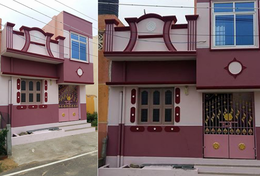 Independent House For Sale at Manali Newtown, Chennai, Tamil Nadu