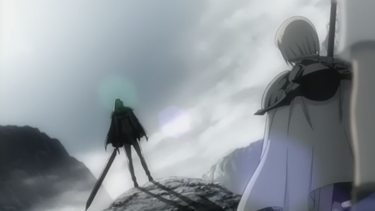 Claymore – Episodio 02