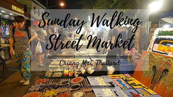 Chiang Mai, street market, Thailand
