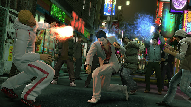 Yakuza Kiwami: PS4 Review