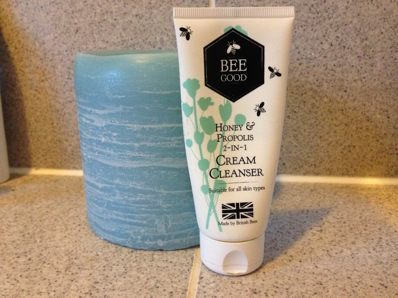 Bee Good 2-in-1 Cream Cleanser