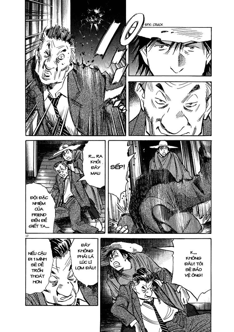 20th Century Boys chapter 244 trang 41