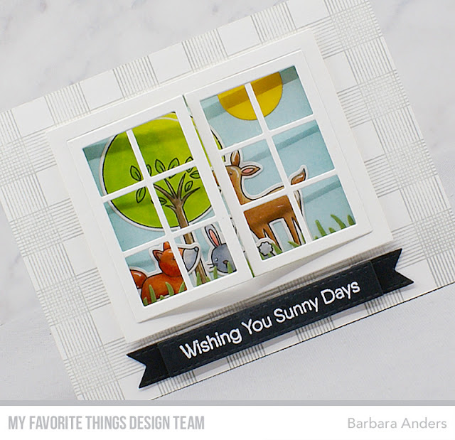 Wishing You Sunny Days–MFT April Release Countdown, Day Two
