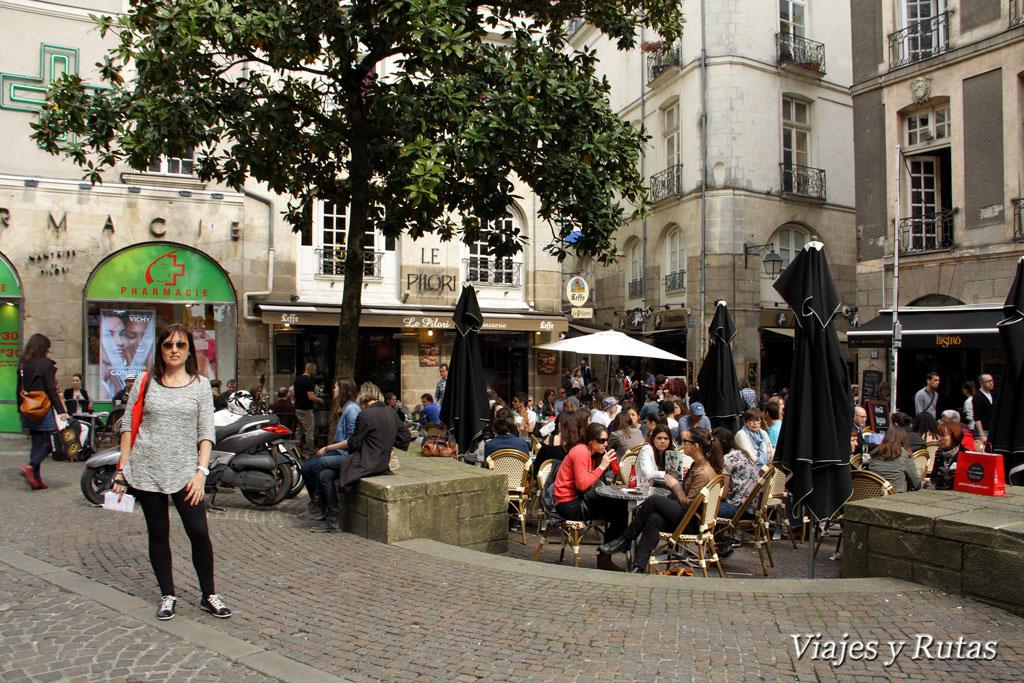 Plaza Pilori, Nantes