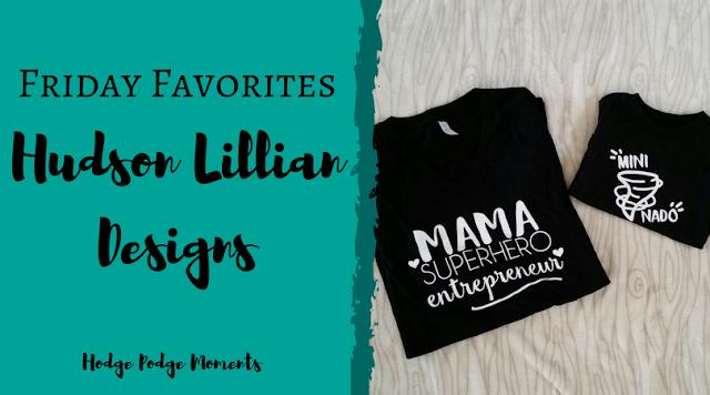 Friday Favorites: Hudson Lillian Designs