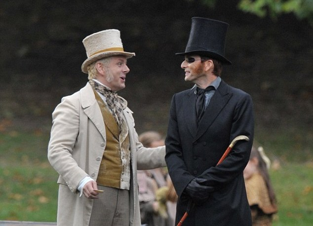 Good Omens GOFilming-023