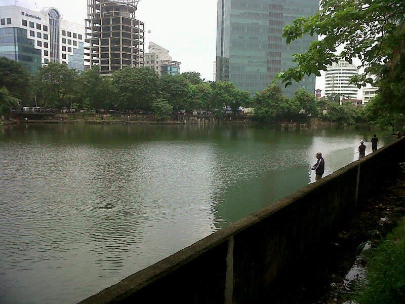 Lokasi Mancing Di Kemayoran Jakarta Pusat
