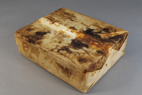 Κέικ φρούτων ηλικίας 106 ετών ανακαλύφθηκε στην Ανταρκτική