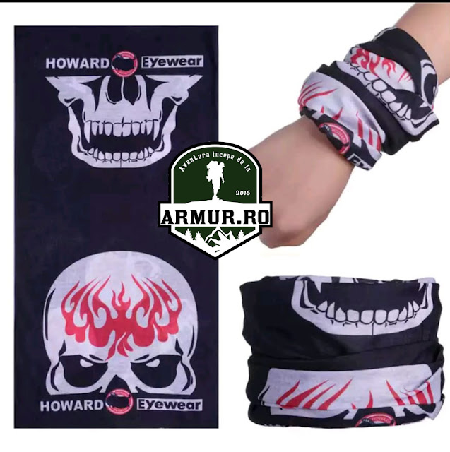 Bandana Death Rock Moto Howard Eyewear