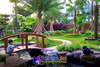 Tukang Taman Surabaya - Flamboyanasri