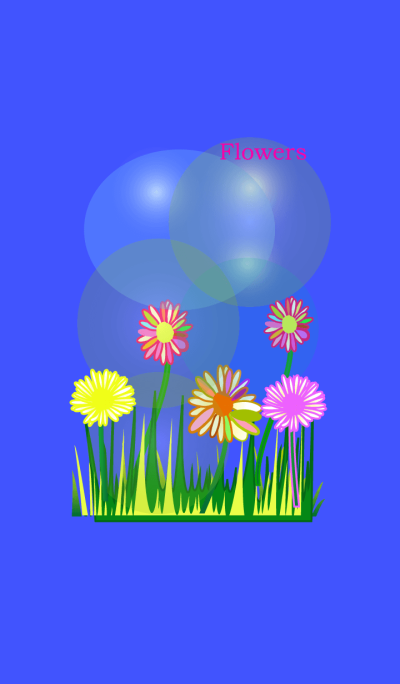 Pretty flower flower flower