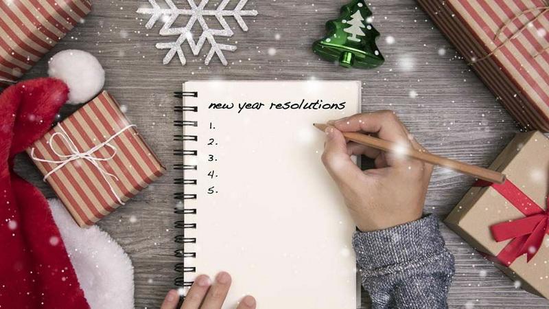 Πέντε σημαντικοί διατροφικοί στόχοι για το νέο έτος!