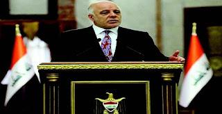 رئيس الوزراء حيدر العبادي : يجب تجريم التحريض الطائفي و العنصري