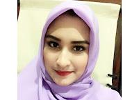 Angbeen Rishi pemain sinetron Wanita Perindu Surga ANTV