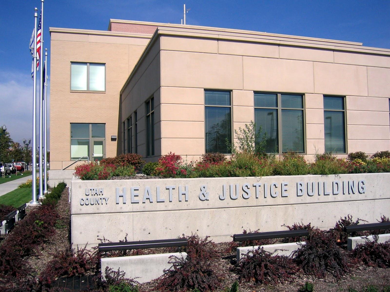 Utah County Health Department Immunization Clinics: Provo Clinic