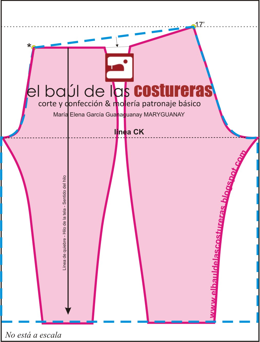 Pantalon Ancho De Mujer