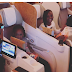 2face Idibia, Annie and their kids jet out to Dubai for a birthday vacation (photo)..Posted for 2baba