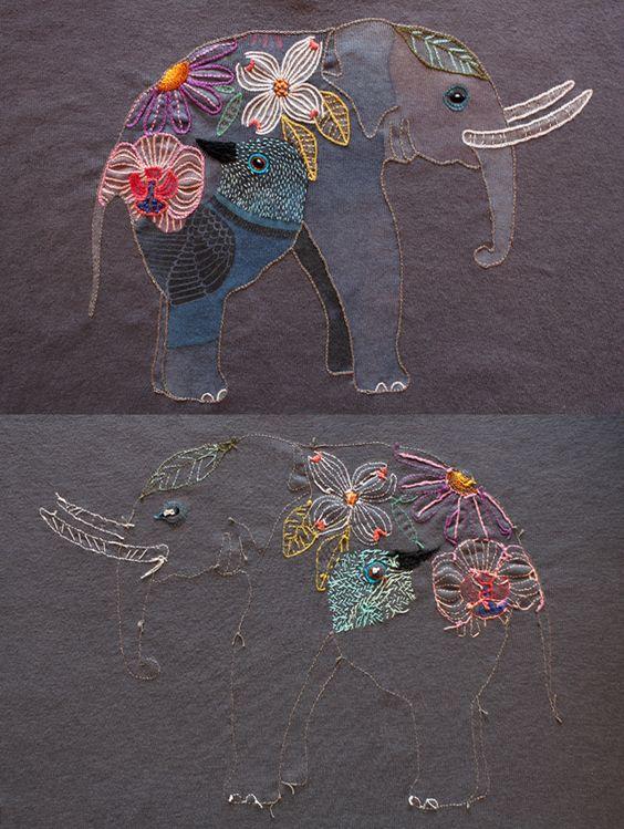 haftujemy sprawna koszulke bawelniana