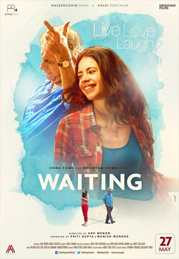 Waiting 2016 Hindi pDVDRip XviD 700MB
