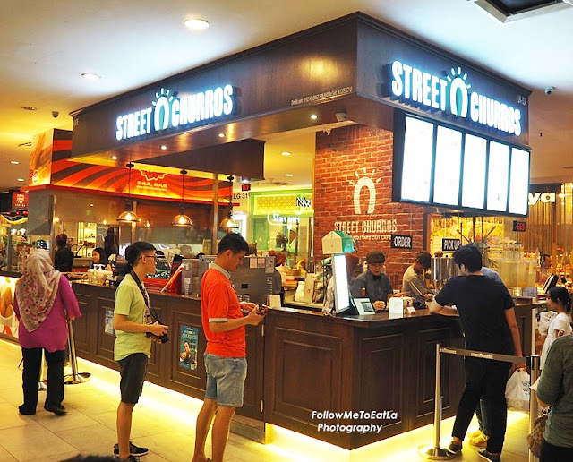STREET CHURROS  The World's Largest Churros Cafe Chain At Empire Shopping Gallery