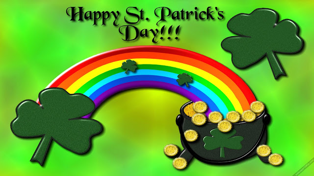 St Patricks day facebook cover photos