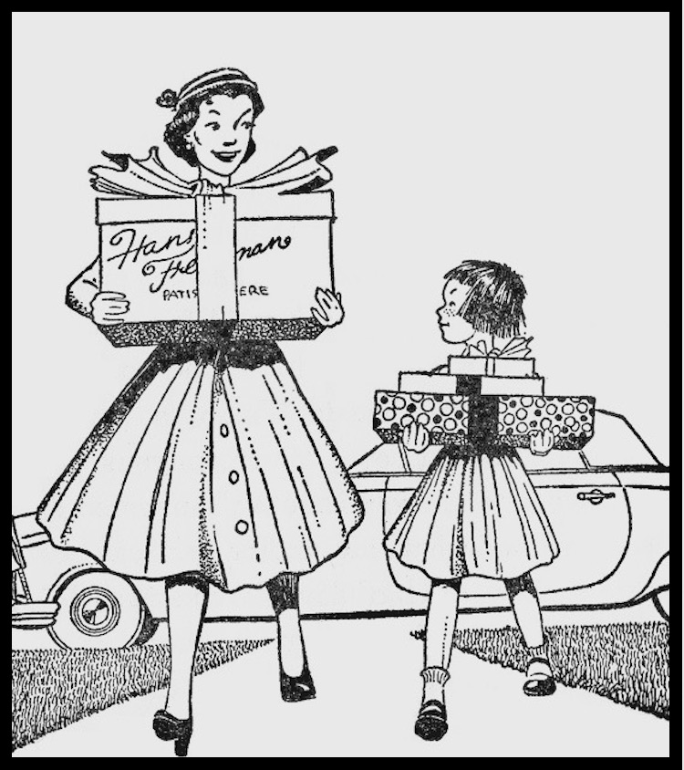 Illustrations of Beverly Cleary's books featuring sisters Ramona and Beezus by Louis Darling. Beezus and her Aunt Beatrice