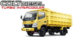 Mitsubishi Colt Diesel Bandung