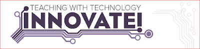 Innovate conference banner
