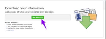 Cara Mengambil Cadangan Akun Twitter dan Facebook Anda di Android, 9