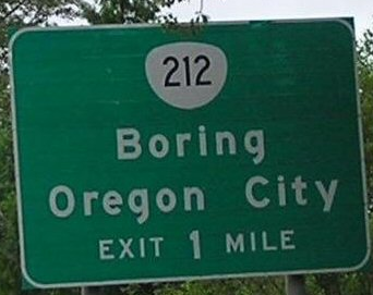 Funny City Names