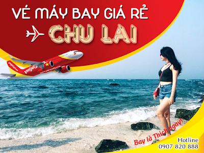 Chu du Quảng Nam cùng khuyến mãi của Vietjet Air